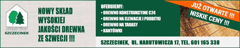 Hurtownia drewna Szczecinek!