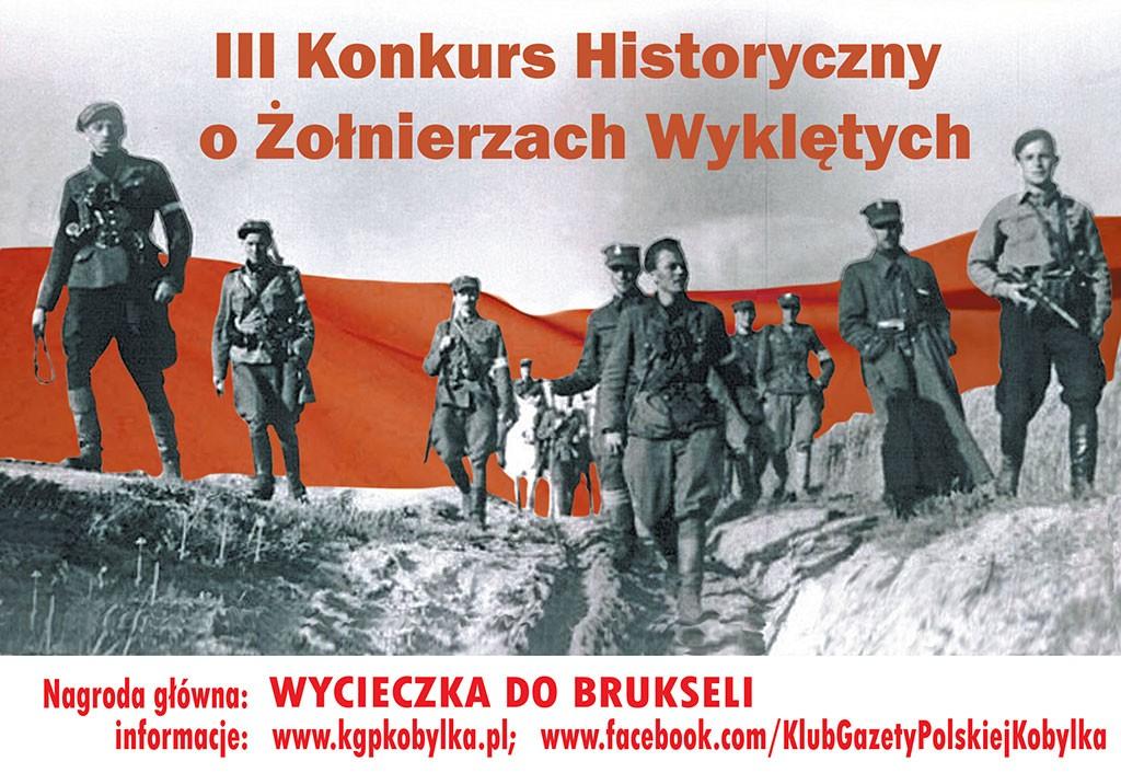 Weronika żydałowicz Z Wyróżnieniem Za Wiersz O Wyklętych