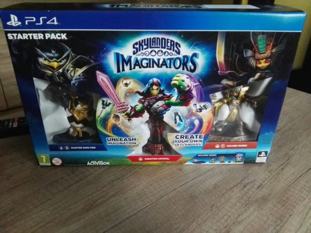 Skylanders Imaginators starter Pack na PS4