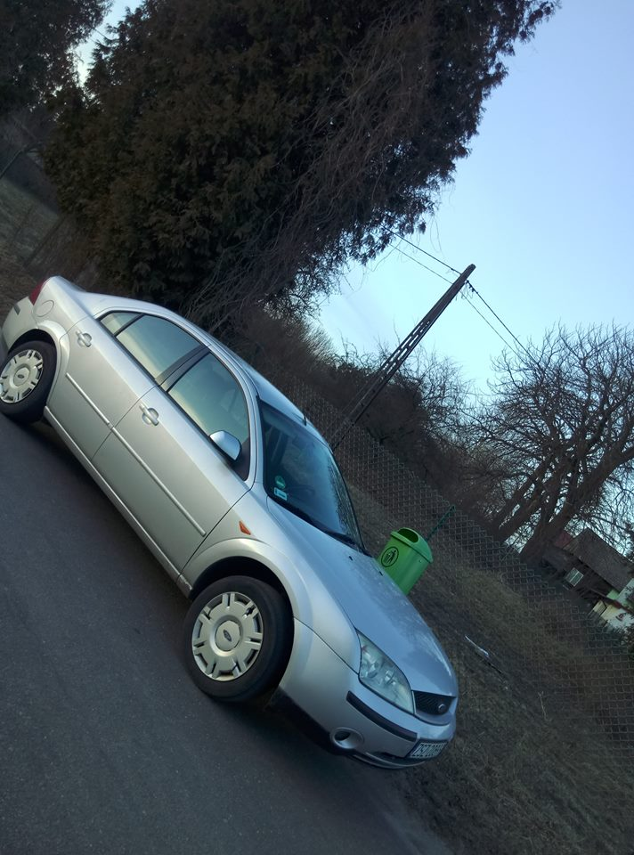 Ford Mondeo MK3 1.8